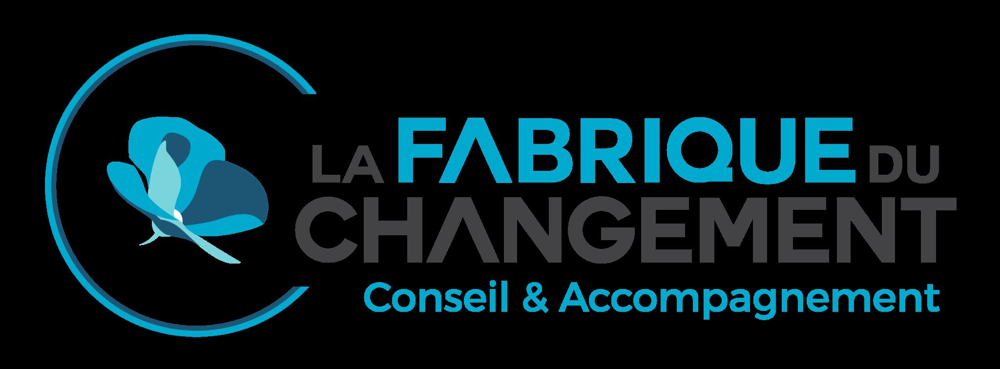 Logo de la Fabrique du Changement Nantes société de conseil de Margot Huguet