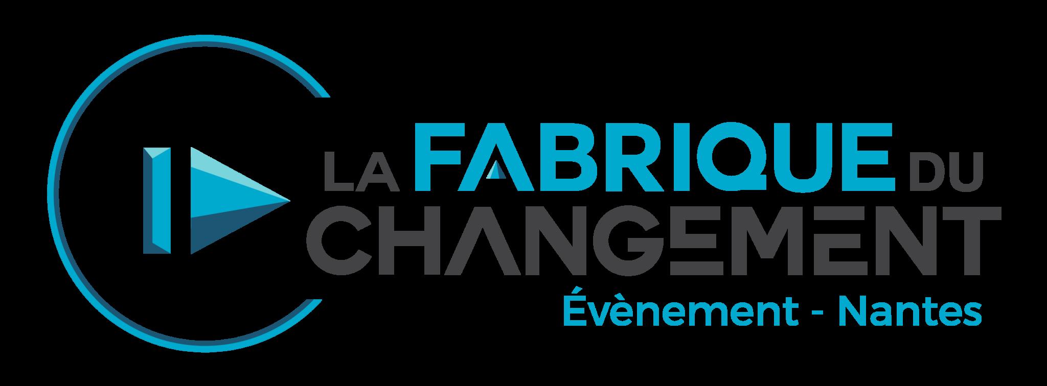 Logo de la Fabrique du Changement Nantes de Margot Huguet