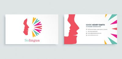 Logo Solingua Margot Huguet Nantes